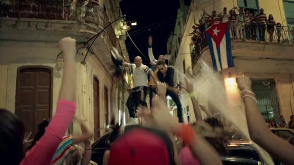 La gozadera Cuba