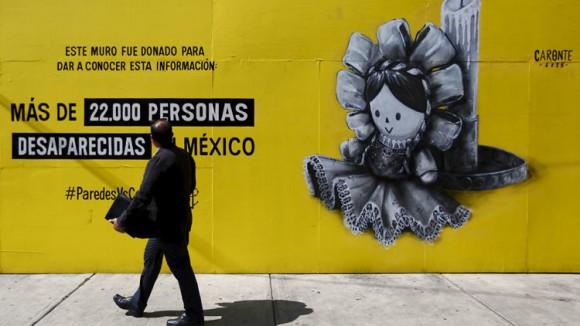México desaparecidos