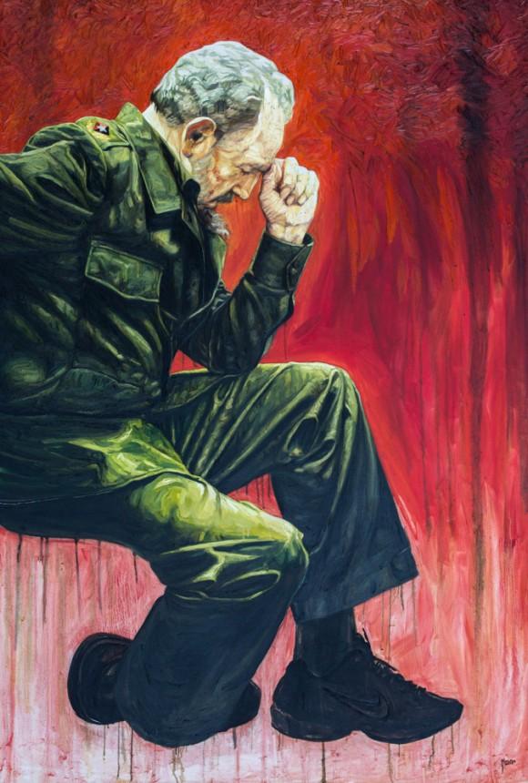 Meditación, de Eduardo Méndez Navarro.