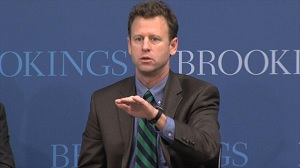 Michael O'Hanlon, el experto militar y el alto miembro del think tank estadounidense Brookings Institution.