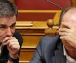 Ministros Grecia