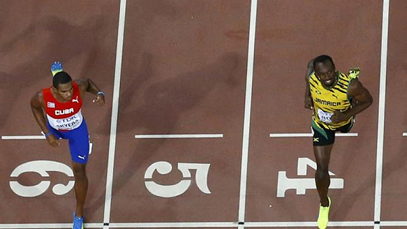 Camagüeyano Skyers clasifica a semifinal olímpica del doble hectómetro