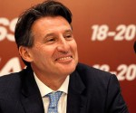 Sebastian Coe. Beijing | Foto: Getty Images