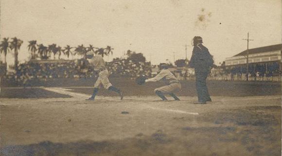 Ty Cobb en Cuba 1910 (2)