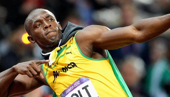 Usain Bolt ya tiene su segunda de oro en este mundial y todavía podrá aspirar a otro título en el relevo 4x100m. Foto tomada de yucatan.com.mx