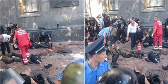 atentado ucrania
