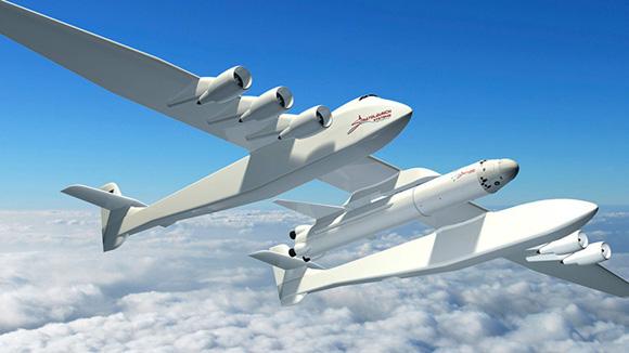 avión gigante