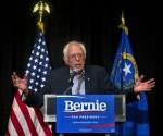 El senador Bernie Sanders, precandidato del Partido Demócrata a la presidencia de Estados Unidos, ha encabezado en los últimos días los mítines con mayor asistencia de cualquier aspirante, incluida su correligionaria y favorita en las encuestas Hillary Clinton. La imagen, hace unos días en Las Vegas. Foto: Ap