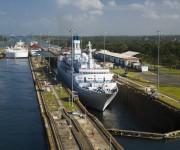 Canal de Panamá cumple 101 años. Foto: Getty Images.