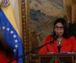 dersy rodriguez canciller de venezuela