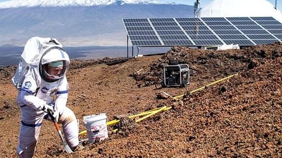 La NASA gastó 1,2 millones de dólares en estas simulaciones y ha recibido un millón adicional para tres nuevas experiencias en los próximos años. (Foto: AFP).