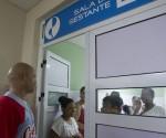 Visita Gerardo Hernandez al Hospital Provincial de Ciego de Avila. Foto: Ismael Francisco/Cubadebate