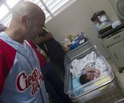 Alegres los avileños ante presencia de Gerardo Hernández