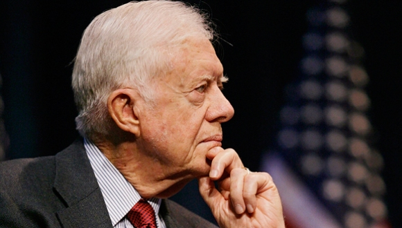 Jimmy Carter. Foto: AP.