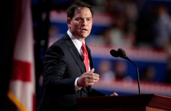 Marco Rubio, senador por el estado de Florida.