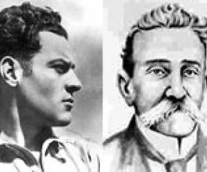 Julio Antonio Mella y Carlos Baliño.