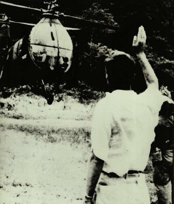 La Operación Antiaérea concluyó el 2 de julio de 1958. Foto: Archivo de la autora.