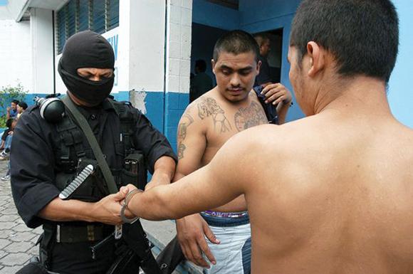 pandillas_El Salvador