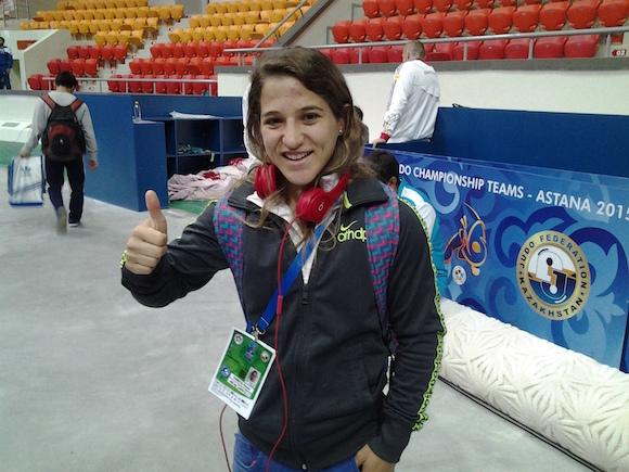 Paula Pareto.