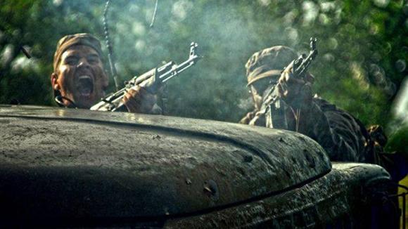 Fotograma de La Emboscada.