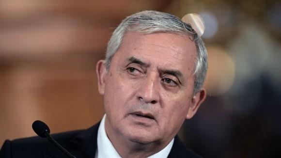 Pérez Molina.