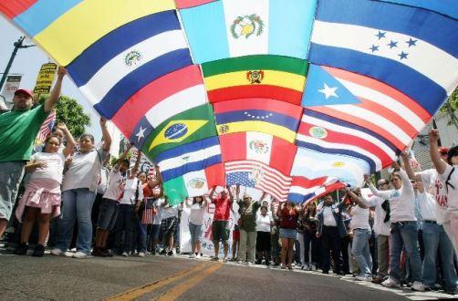 Alrededor de 40 millones de estadounidenses hablan el castellano. Foto: 80 grados