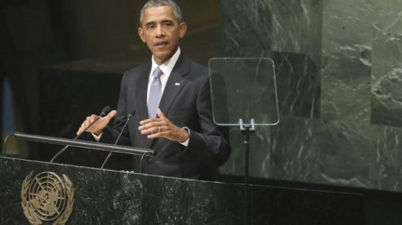 Barack Obama reiteró en la ONU que el bloqueo ya no tiene cabida