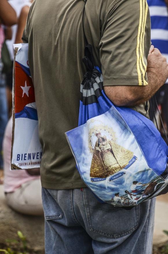 Bienvenido el Papa La Habana fotos Kaloian-12