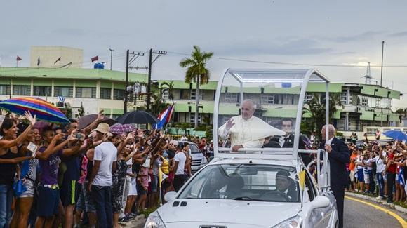 Bienvenido el Papa La Habana fotos Kaloian-16