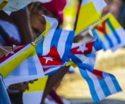 Bienvenido el Papa La Habana fotos Kaloian-3