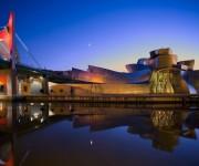 Bilbao: una de las ciudades del país vasco español. Foto: Stage by Sony