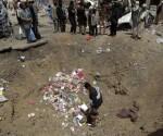 La coalición saudí mató a más 70 de personas en una boda en Yemen. Foto: AFP.