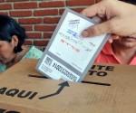 Bolivia voto