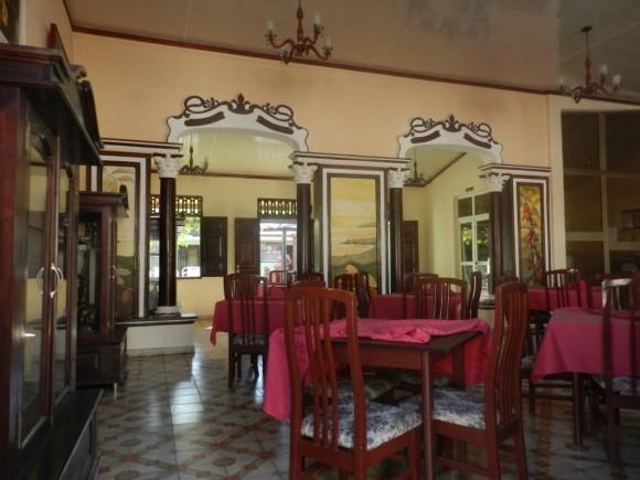 Casa del Cacaco, Baracoa, guantánamo. Foto Amaury Daissón Gámez / Cubadebate