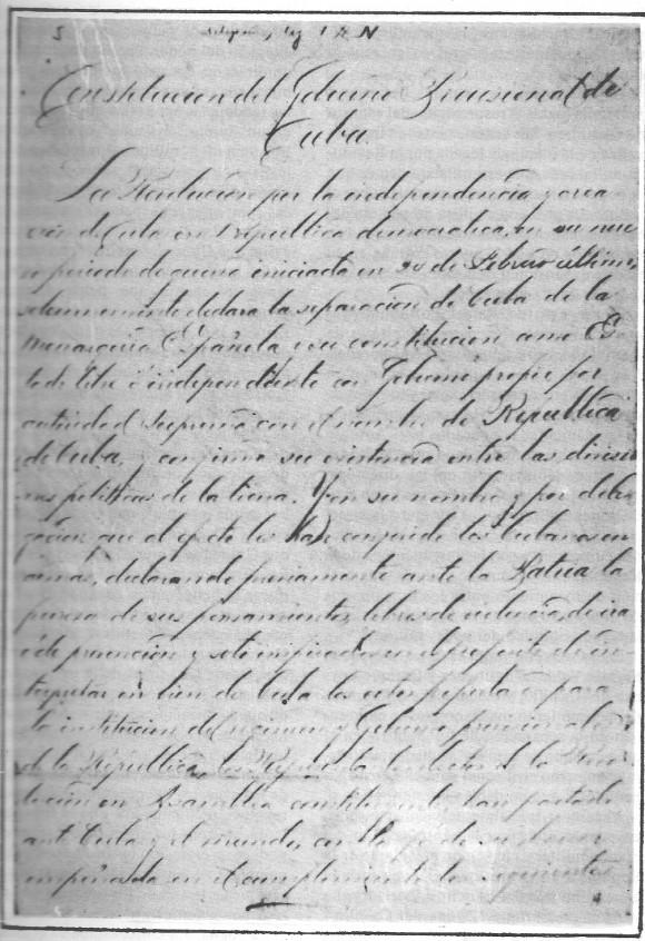 Constitución Jimagüayú