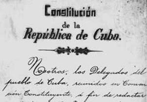 La Constitución de Jimaguayú