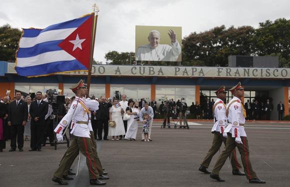 Papa en Cuba 05