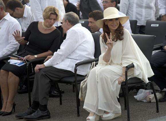 Más de diez mandatarios visitaron a Cuba en 2015