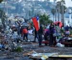 Decenas de réplicas mantienen en alerta a Chile (AP)