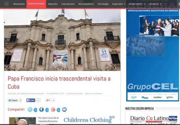 Diario Colatino, EL Salvador
