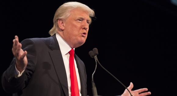 Donald Trump. Foto: AP (Tomada de www.fueradeaqui.com)