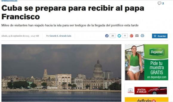 El Nuevo Día, Puerto Rico