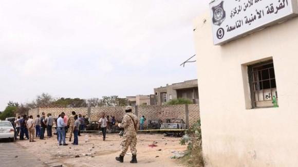 La situación en Libia se hace cada vez más insostenible. Foto tomada de twitter