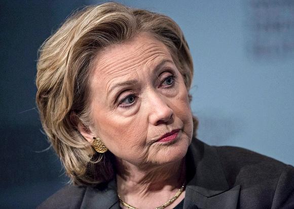 Hillary Clinton. Foto: www.slate.com