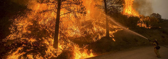 Incendio-California