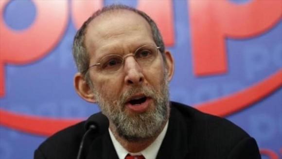 Joe Margulies, abogado de Abu Zubaydah.
