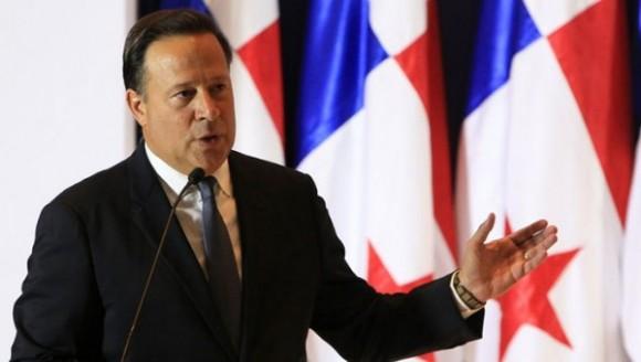 El mandatario panameño Juan Carlos Varela deberá intervenir en el foro. Foto: Telesur