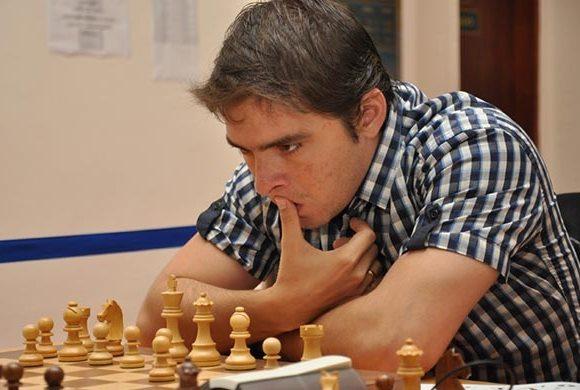 Lázaro Bruzón perdió ante Vladimir Kramnik. Foto: FIDE