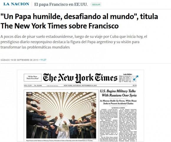 La Nación, Argentina