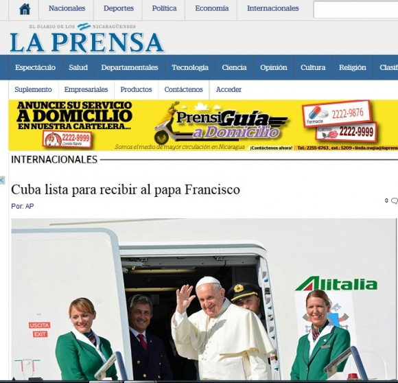 La Prensa de Nicaragua